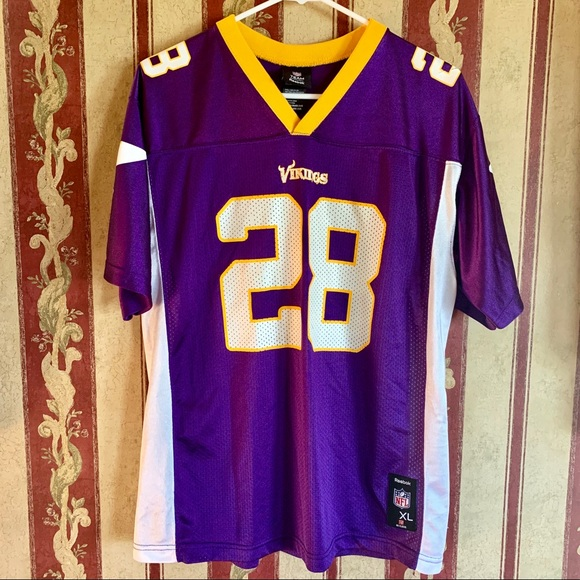 buy popular 4b1d8 0bf14 Minnesota Vikings NFL Adrian Peterson YOUTH Jersey